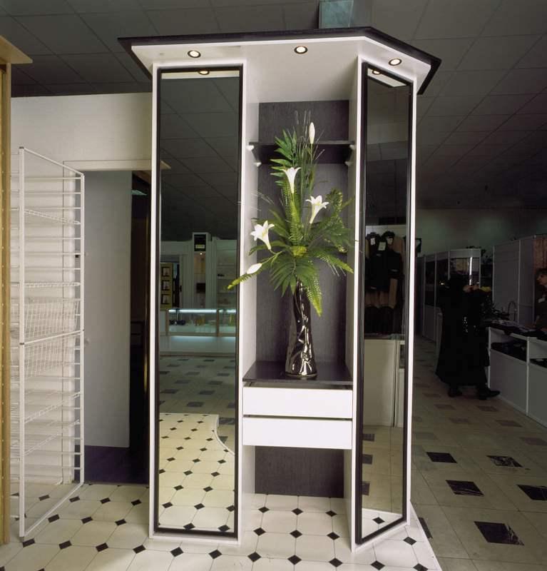 Зеркальный шкаф в прихожую своими руками